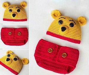 Conjunto Newborn Ursinho Pooh