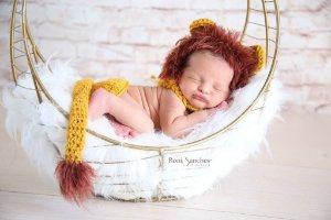 Conjunto Newborn Leãozinho
