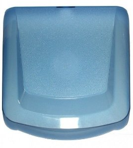 Tampo Superior Topo Azul para Purificador de Água Latina