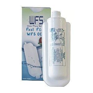 Refil Filtro Fast Flow Para Purificador de Água Latina  Compatível