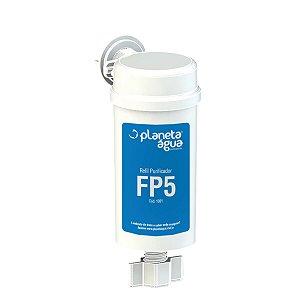 Refil FP5 Planeta Água Compatível Purificador Begel e Natugel