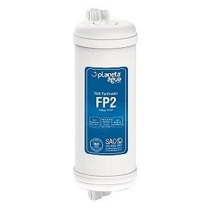 Refil FP2 Planeta Água Compatível  Lider, Beliere, Hoken HK1000 antigo, Aquastar Logic