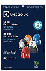Sacos Descartáveis Electrolux SBENE para Aspiradores de Pó 3 Unidades