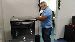 Higienização em Bebedouros de Água