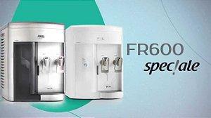 Higienização Purificador FR 600 Especiale IBBL