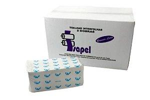 Toalha Interfolha Isapel  100% Celulose
