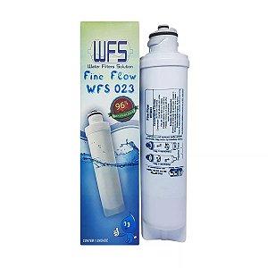 Filtro Wfs 023 Para Purificador De Água Electrolux  Pe11x / Pe11B / Pa21g / Pa26g / Pa31g