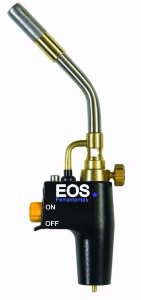 Maçarico Manual EOS-757 Alta Qualidade P/GAS MAP/PROPANO