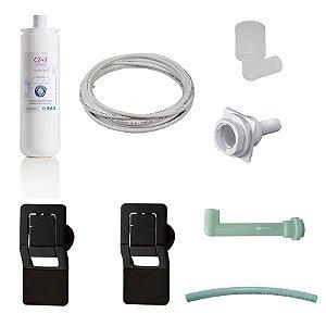 Kit Higienização Purificador Exclusive IBBL Vermelho