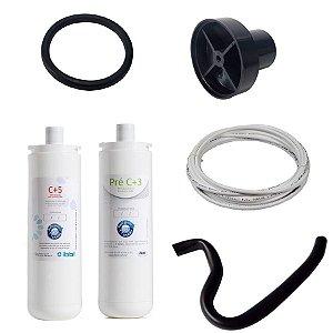 Kit Higienização Purificador PDF 100 e 300 IBBL