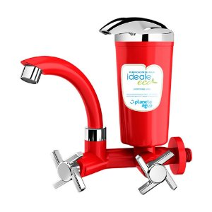 Purificador de Água Ideale Eco Planeta Água Vermelho