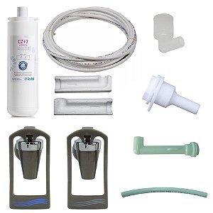 Kit Higienização Purificador Fr600 IBBL Prata 1 C/ Refil CZ+7
