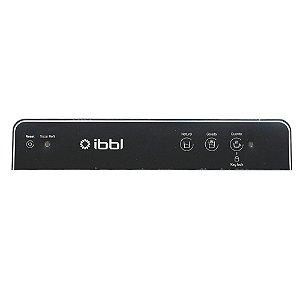Teclado Capacitivo Preto Touch Acionamento Gelado-Natural-Quente Expert Q IBBL