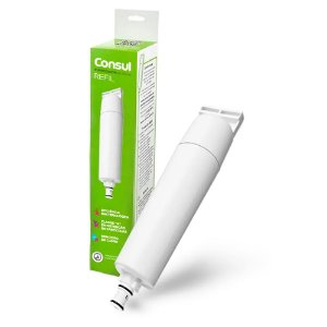 Refil Filtro Consul CIX01AX para Purificador de Água CPC30, CPB35 e CPB36 - Original