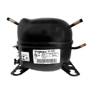Compressor 1/6 R134 127v Embraco Emi60her