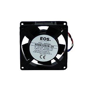 Motor Ventilador 92 X 92 X 25 Eos 9225HB-2N  127v - 220v