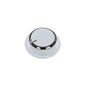 Botão Manipulo Branco Pressostato Lavadora 11kg Lca11 Colormaq