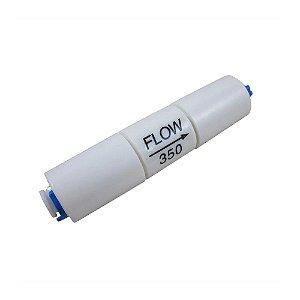 Restritor de fluxo para osmose reversa 350 cc, membranas de 75 GPD