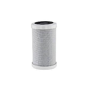 """Filtro Refil Carvão Ativado 5"""" de Altura x 5 Micra - Pure Tec NSF"""