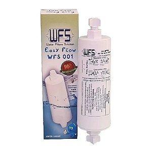 Refil Filtro EASY FLOW para Purificador Polar T33 e Geladeira Side By Side ( Compatível )
