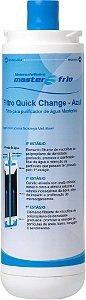 Filtro Refil Para Purificador de Água Masterfrio Rótulo Azul ( Original)
