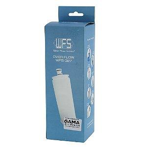 Refil Filtro OVER FLOW Purificador de Água C+3 ( compatível ) WFS 027
