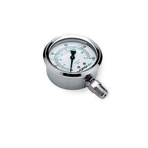 Manômetro 7 KGF/CM2 Para Verificar Pressão Da Água