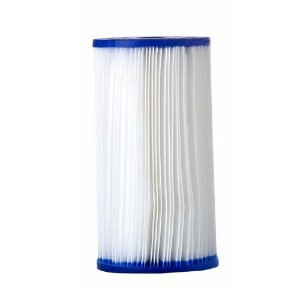 Refil Plissado Para Filtro de Água BIG BLUE 10'' Polipropileno Lavável