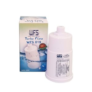 Refil Filtro para Purificador Água Turbo Flow WFS 0019 Compatível Refil PA200 Para Filtros Aqualar AP200 / Aquaplus 200 e Fit 200