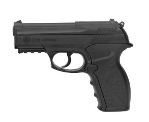 Pistola de Pressão WG C11 Polímero Esferas aço CO2 - 4,5mm