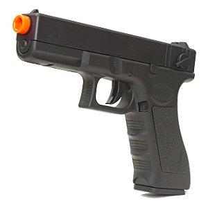 Pistola Airsoft Elétrica Glock G18C CM.030 Semi-Metal Bivolt - Cyma