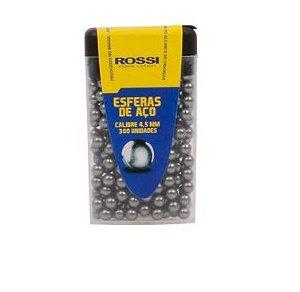 Esferas de Aço 4,5mm 0,35g - 300un - Rossi