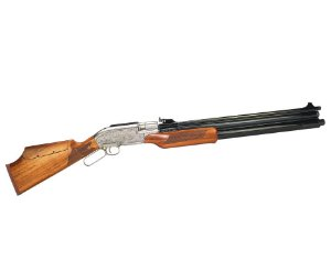 Carabina Pressão PCP Sumatra 500 Under Lever Action - Cal. 5.5 mm