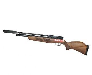 Carabina de Pressão PCP Coyote Whisper Madeira Cal. 5,5mm - GAMO