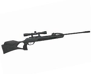 Carabina de Pressão Gamo G-Magnum 1250 Replay-10 Cal. 5.5mm - Luneta 4x32 WRH
