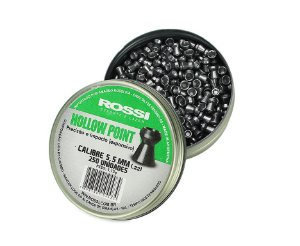 Chumbinho Hollow Point Cal. 5.5mm - c/ 250un - Rossi