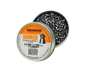 Chumbinho Domed Cal. 5.5mm - c/ 250un - Rossi