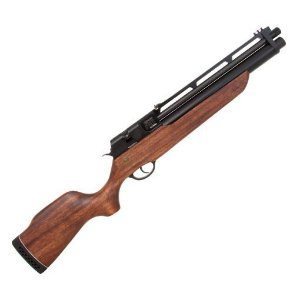 Carabina de Pressão PCP R8 Short - Madeira 8 tiros - Cal. 5.5mm - Rossi