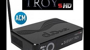 RECEPTOR FTA DUOSAT TROY S HD WI-FI/HDMI/USB/ETHERNET