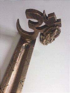Incensário barra OM Ganesha