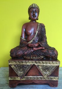 Buda em gesso G