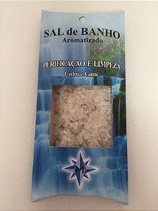 Sal de Banho Purificação e Limpeza