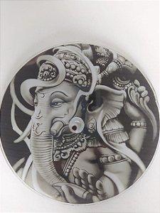 Incensário Vidro Ganesha