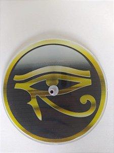 Incensário Vidro Olho De Hórus