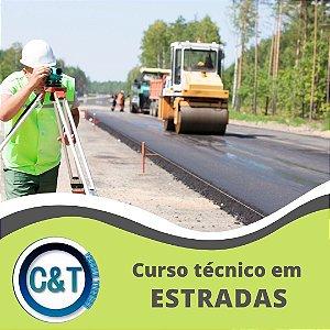 Curso Técnico em Estradas ( COMPETÊNCIA)