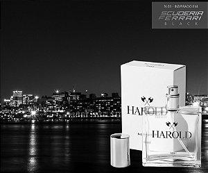 HAROLD 03 SIMILAR AO FERRARI BLACK - 50ML