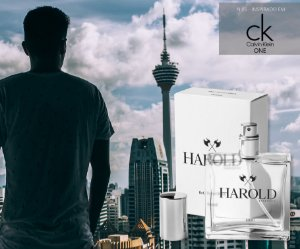 HAROLD 05 SIMILAR AO CK ONE - 50ML