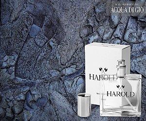 HAROLD 10 SIMILAR AO ACQUA DI GIO MASCULINO  - 50ML