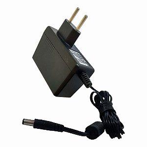 Fonte 1201 12V 1A P4 2,1 mm Wall Plug Vertical