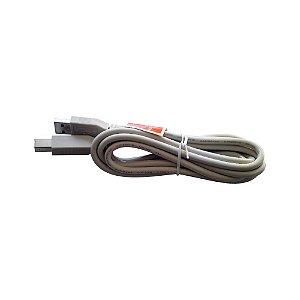 Cabo USB A / USB B Macho 1,8M
